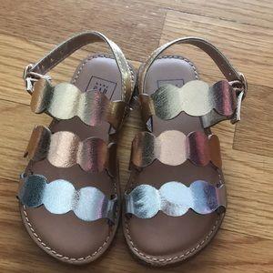 Baby Gap toddler girl sandals